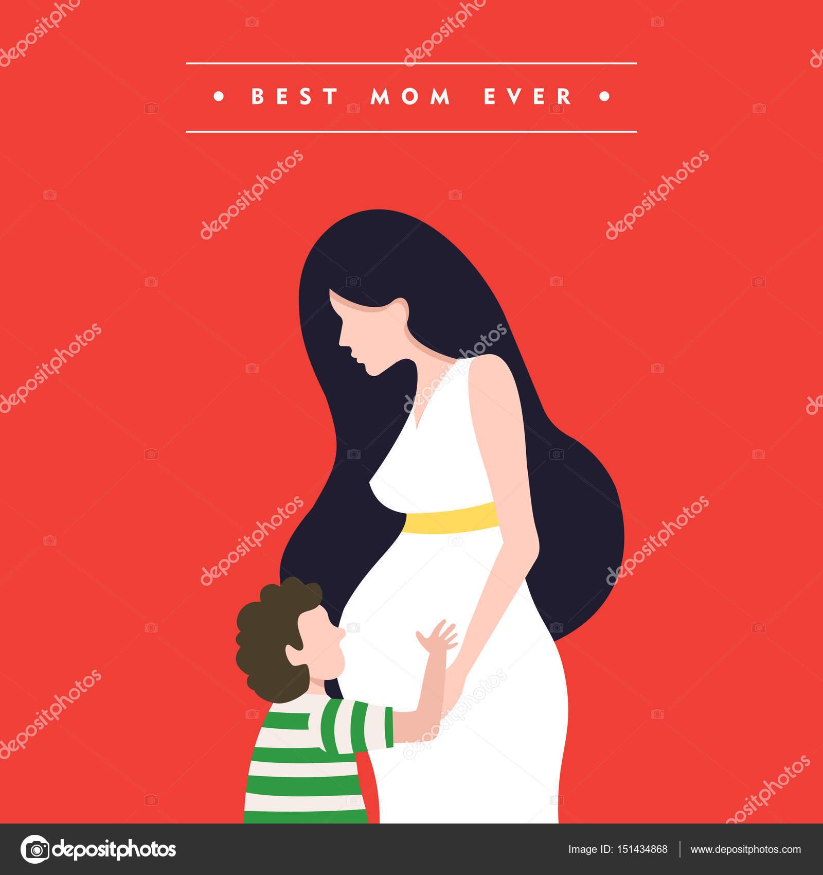 Про беременных женщин