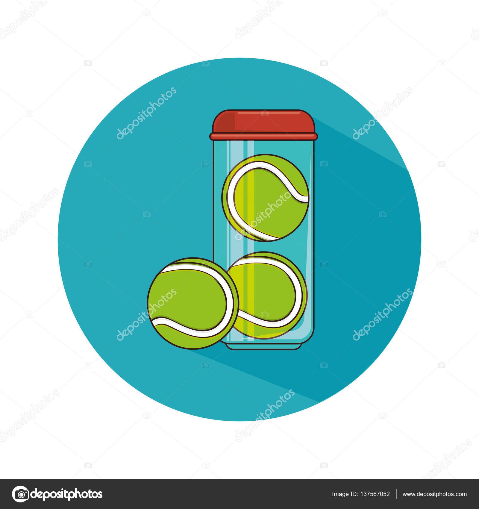 Tenis pelota stock de ilustracion ilustracion libre de stock de - Icono De Deporte De Pelota De Tenis Vector De Stock 137567052