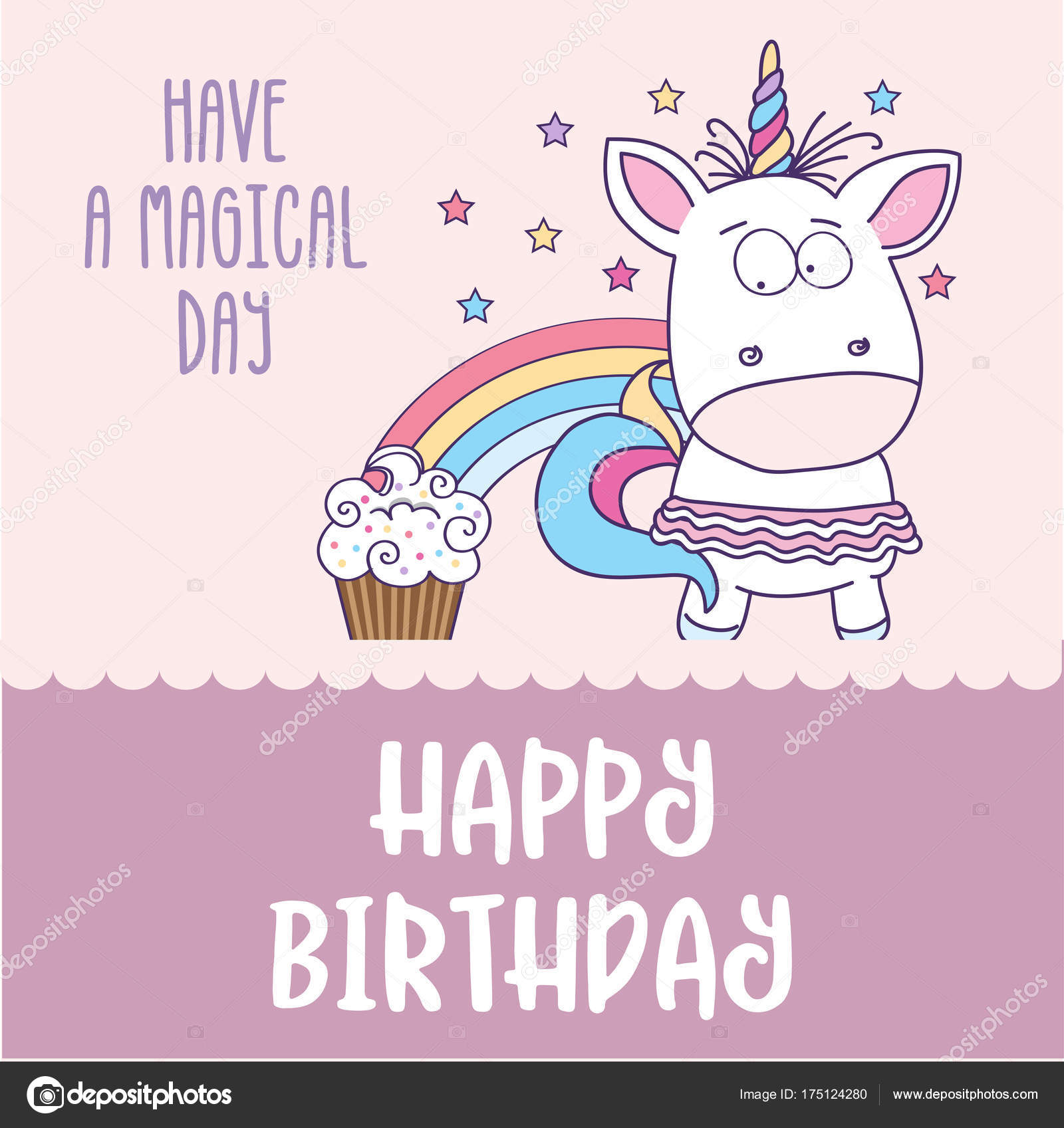 Frasi Compleanno Unicorno