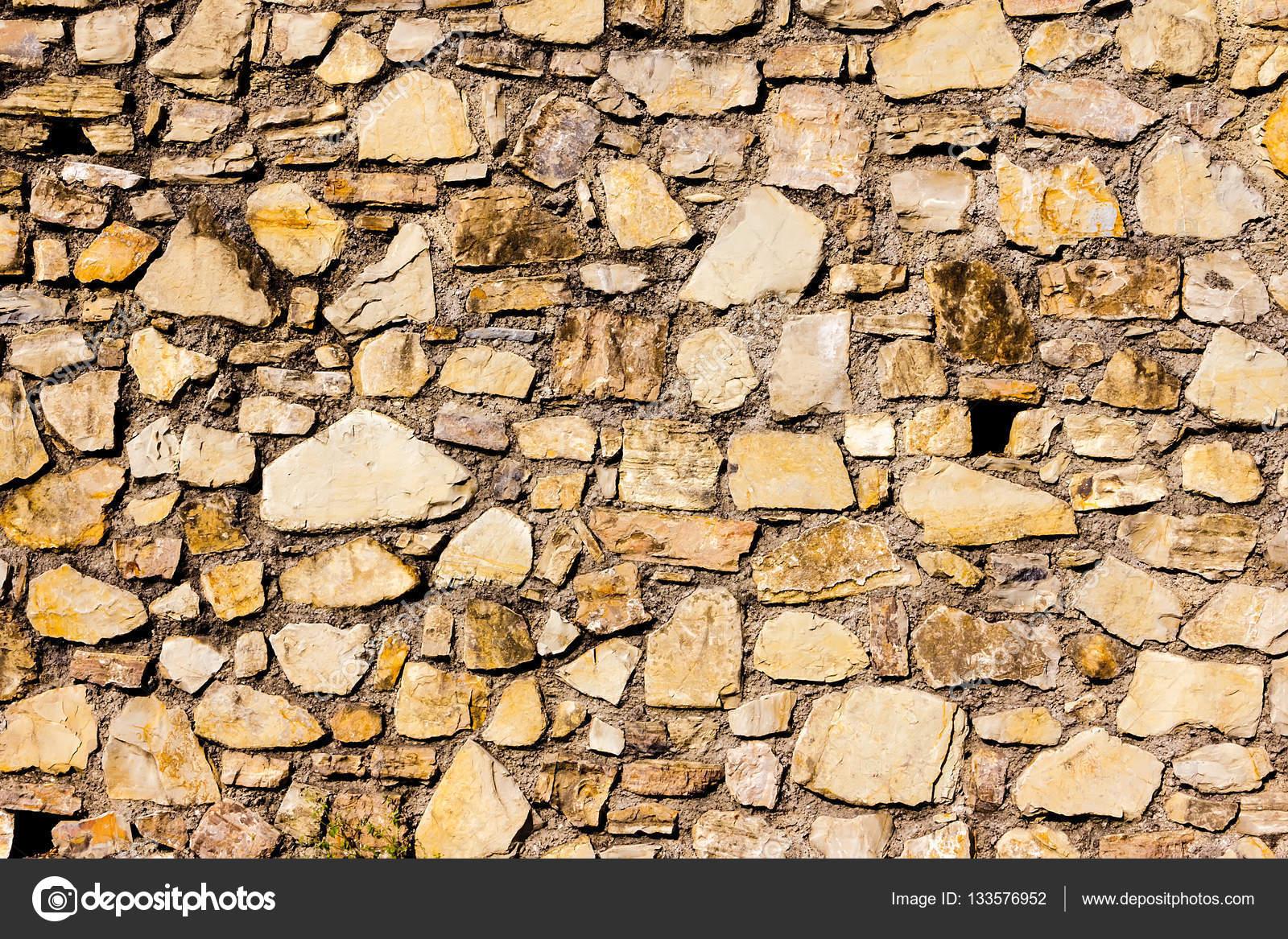 Modello moderno della parete reale pietra — Foto Stock © wuttichok ...
