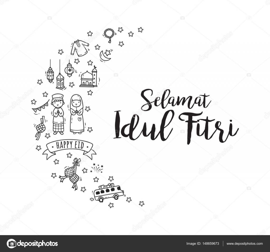Eid Mubarak, Idul Fitri Festival