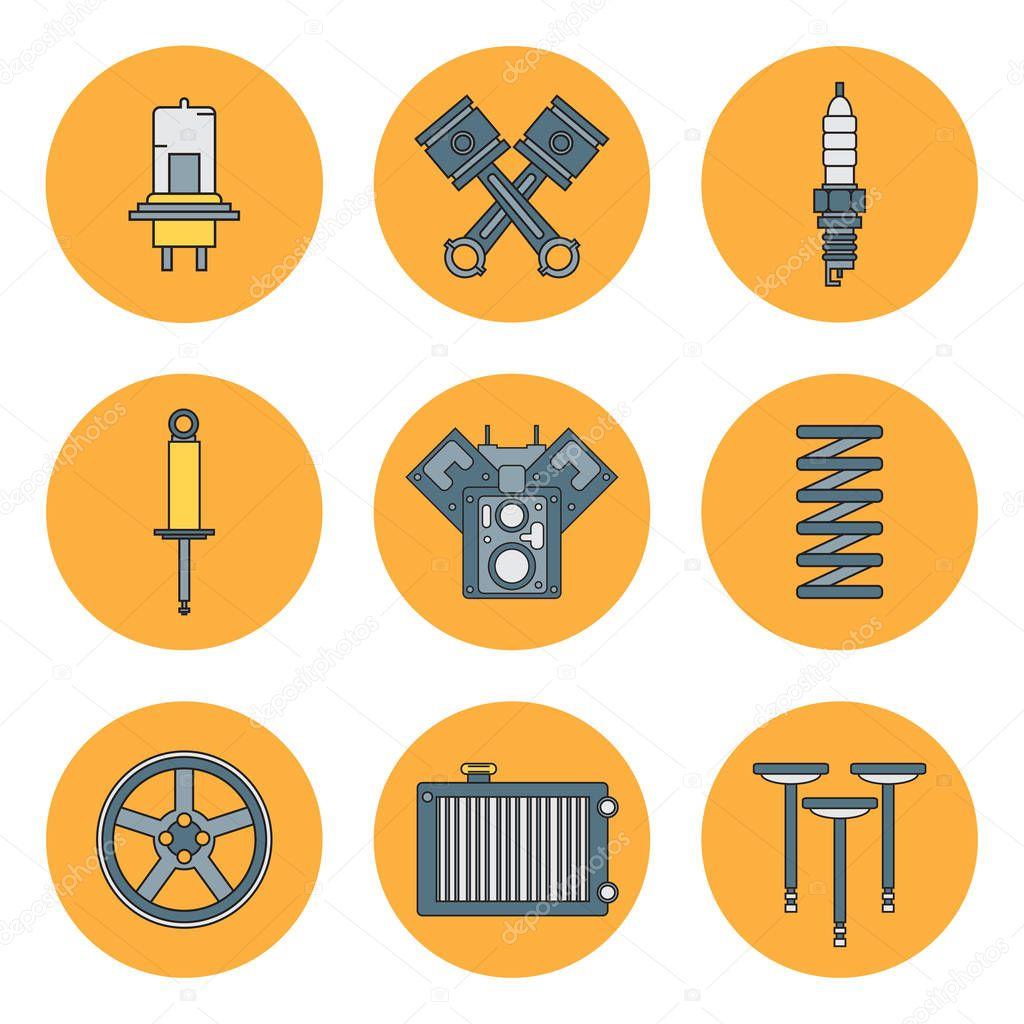Технический дизайн элементы