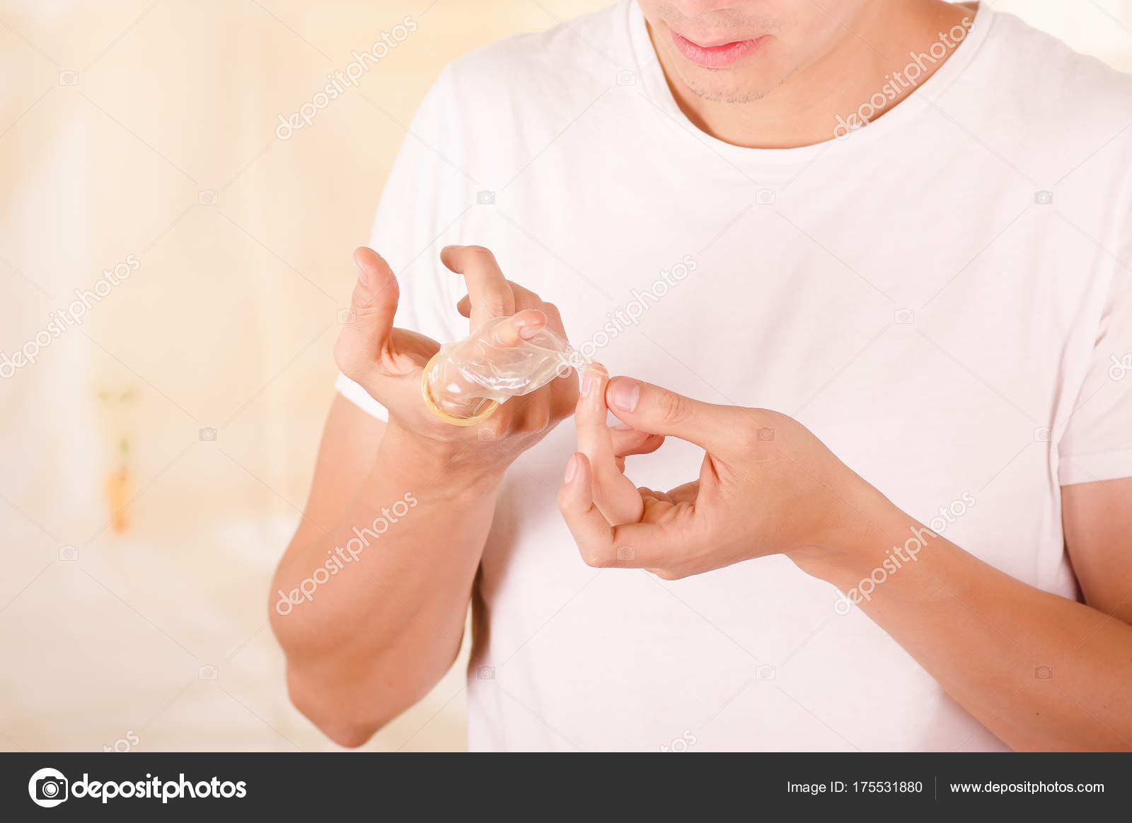 Секс на одной руке