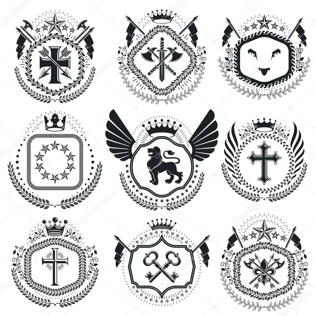 Программа для герба и эмблем