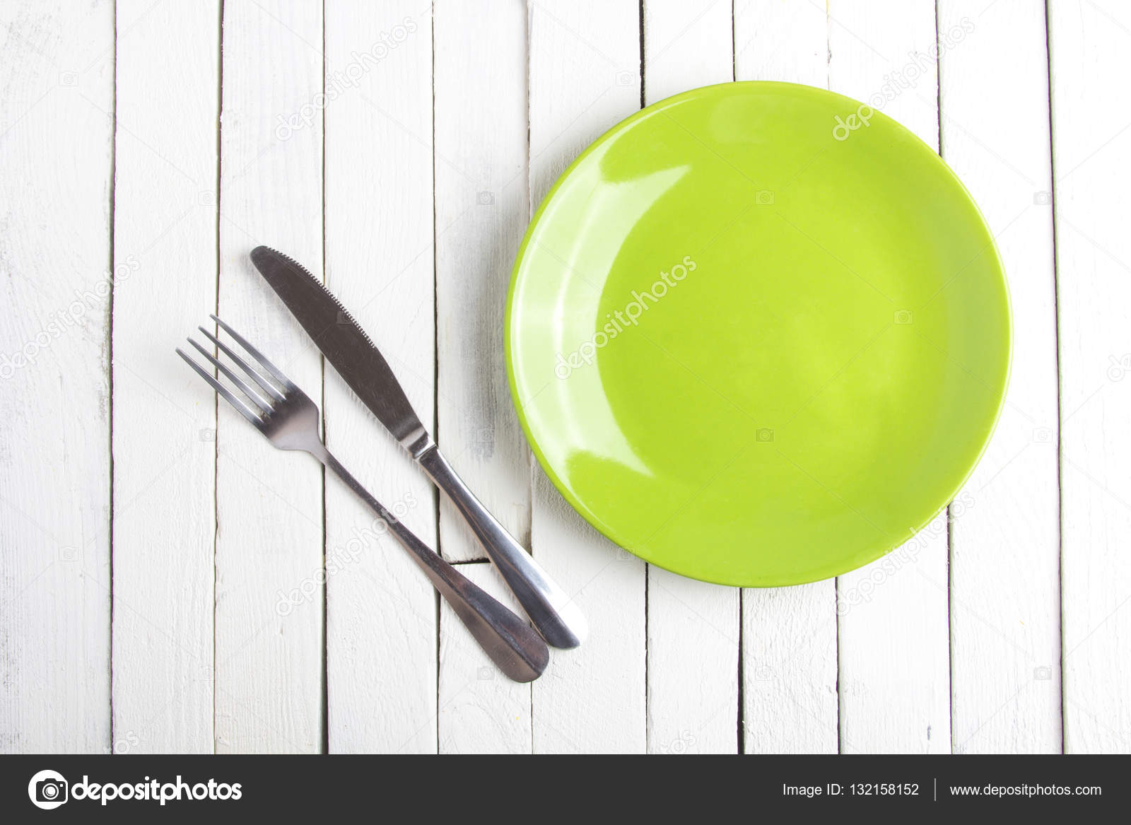 Plato taza tenedor cuchillo vintage r stico fondo blanco for Plato tenedor y cuchillo
