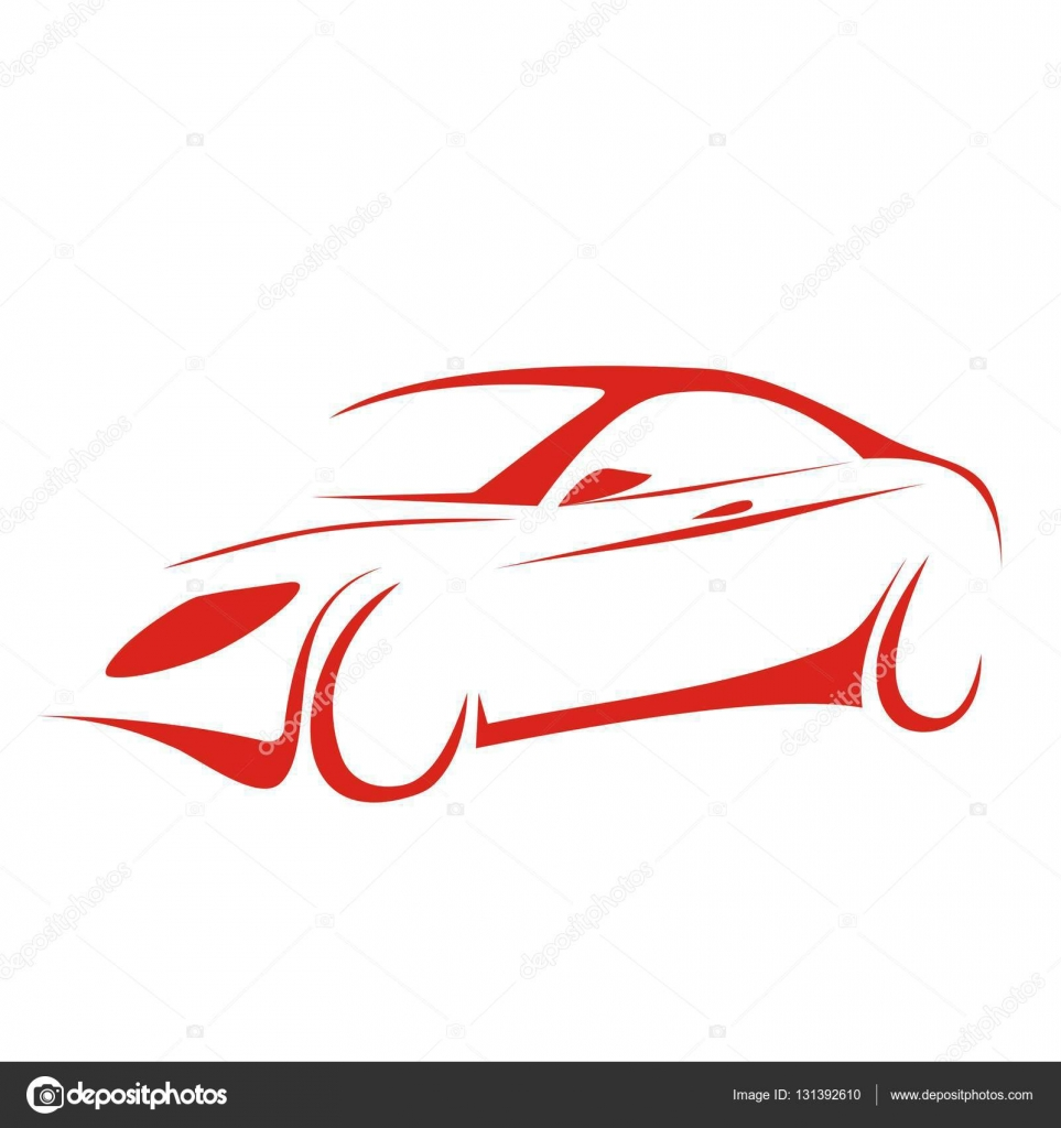 Racing Red Auto Paint