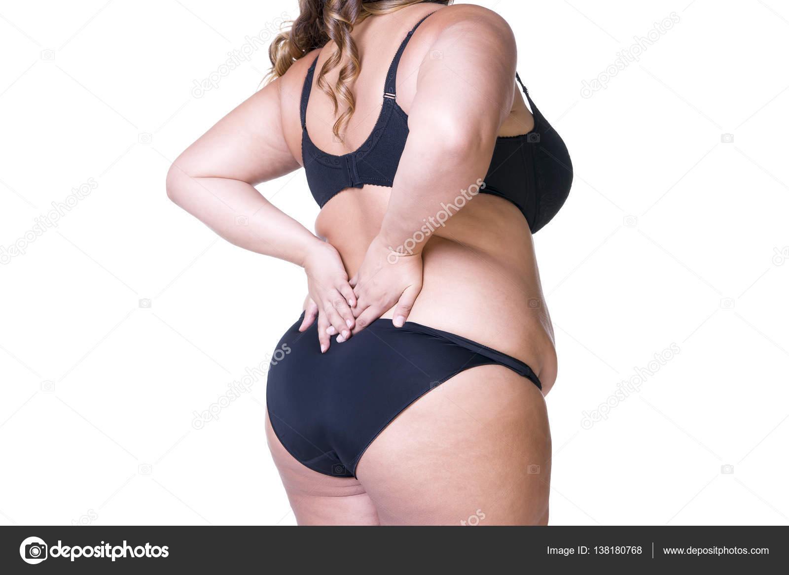 Übergewicht frau bilder