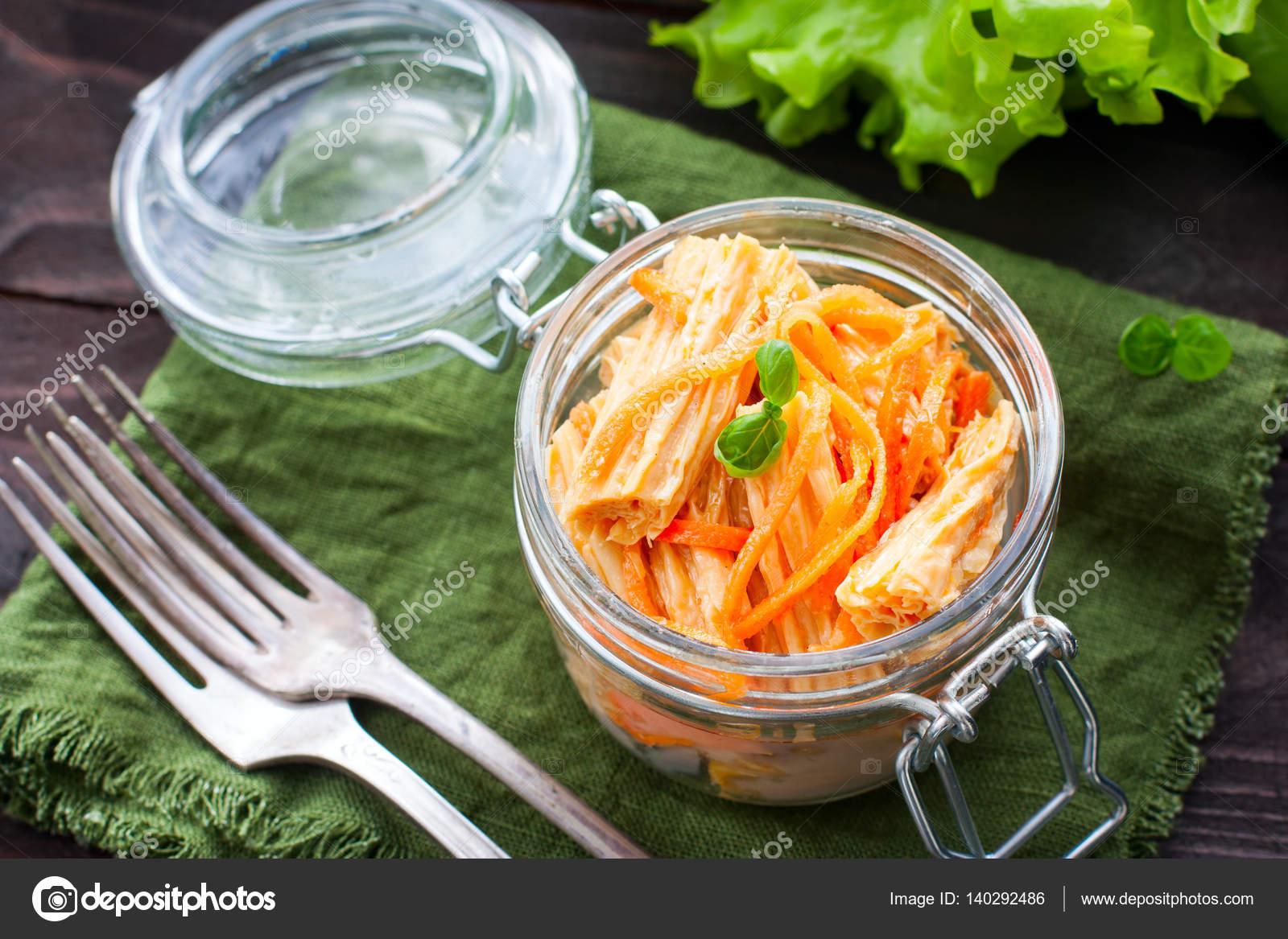 Спаржа по-корейски в домашних условиях рецепт фото