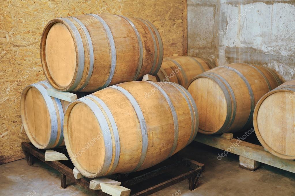 History of Wine: The Evolution of Wine Storage Vessels ...   Barrel Wine Cellar
