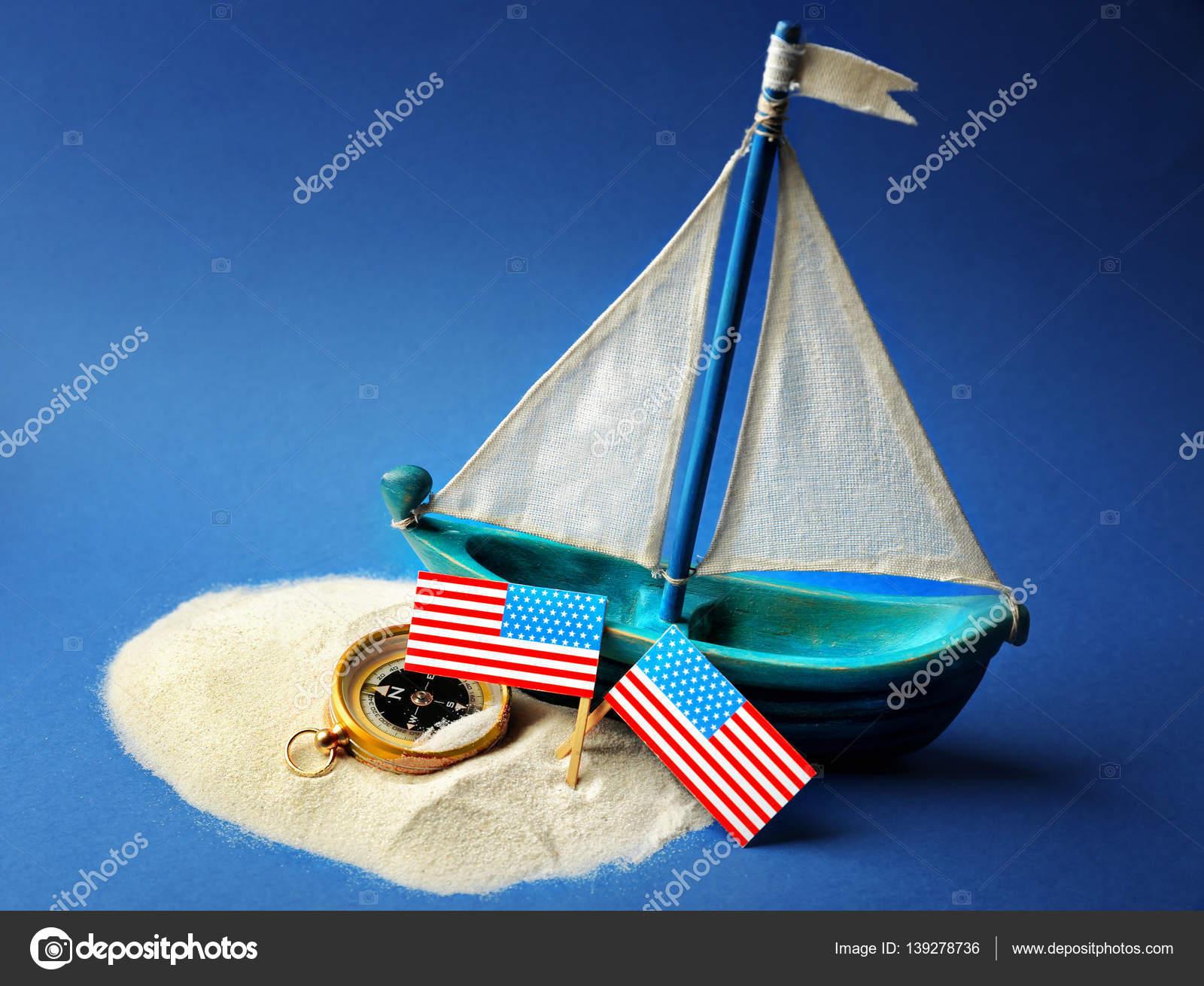 флаг для лодки