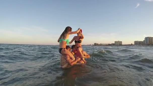 Бабы в море видео фото 517-484