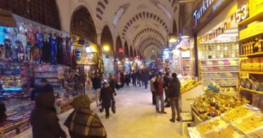 Old Egyptian market in Istanbul