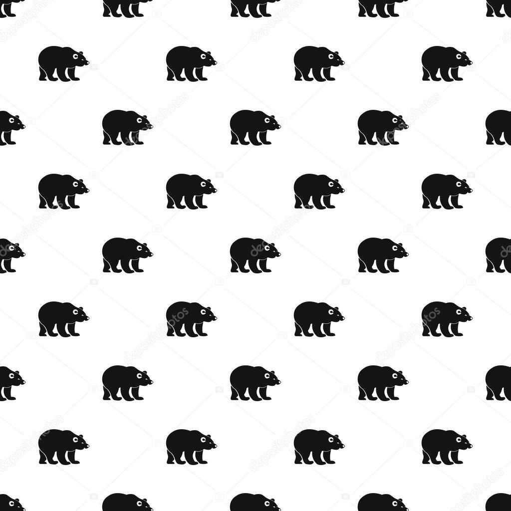 Медведь простой