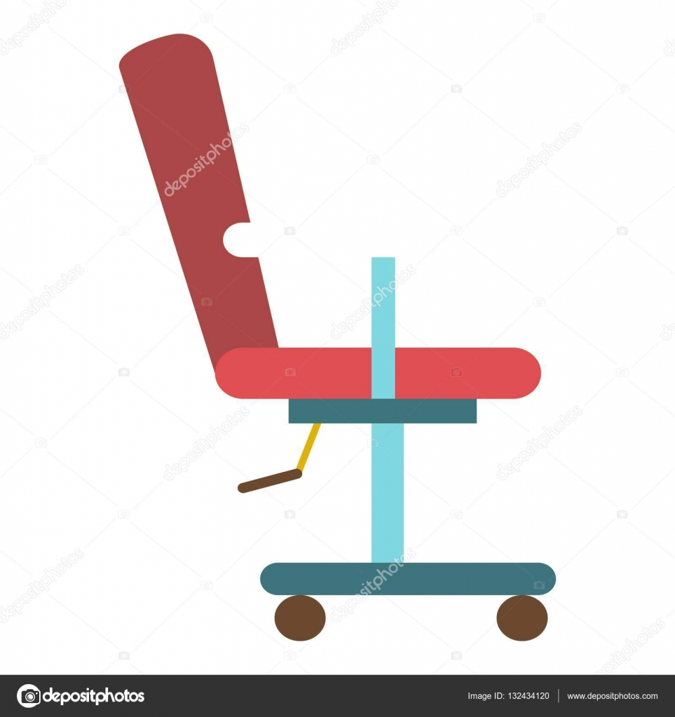 Barber chair vector - Barber Chair Icon Flat Illustration Of Barber Chair Vector Icon For Web Design Vector By Ylivdesign