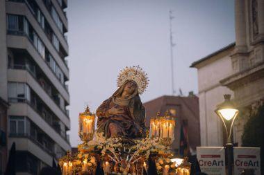 Easter week or Holy Week in Valladolid, Spain