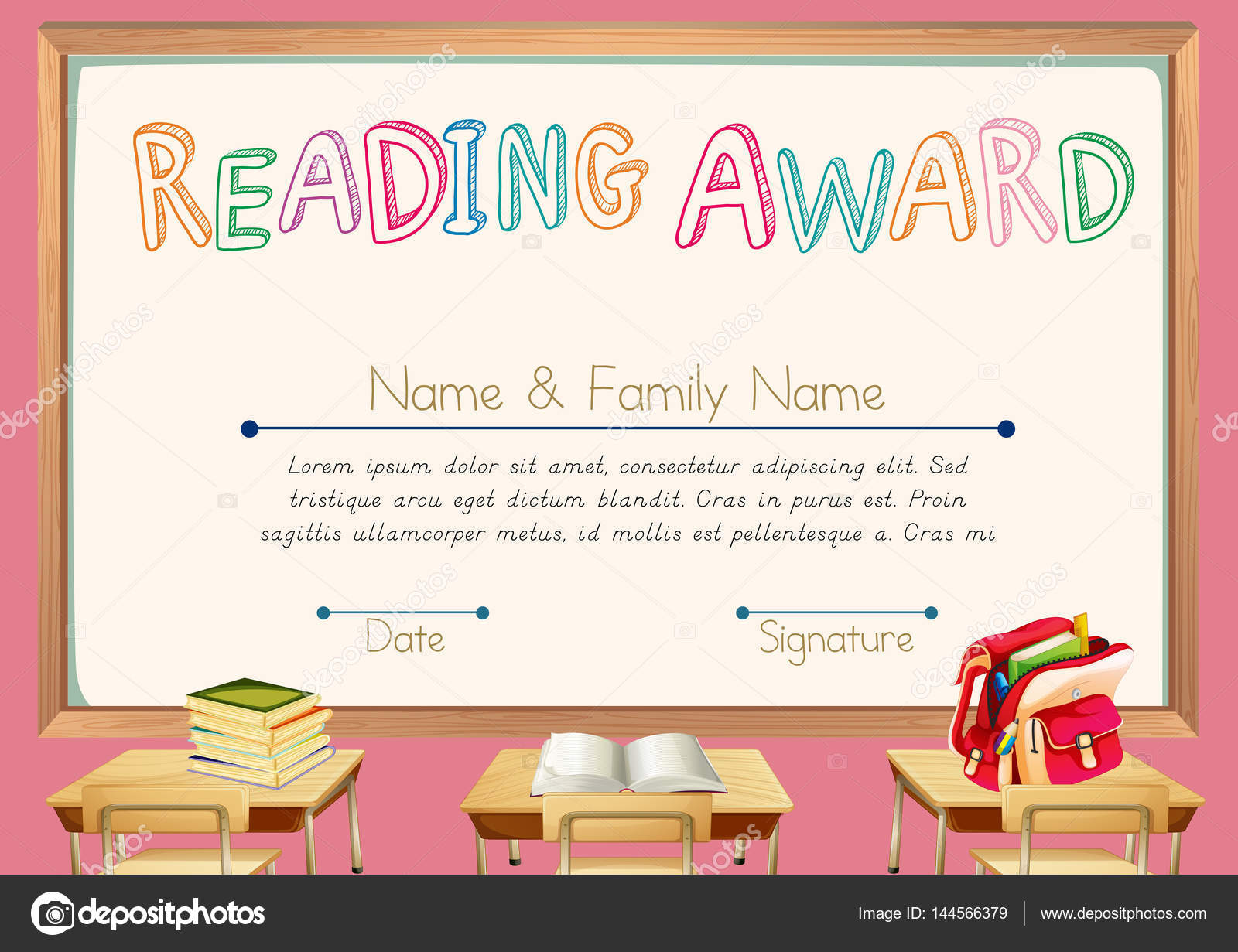 Reading Certificate Templates
