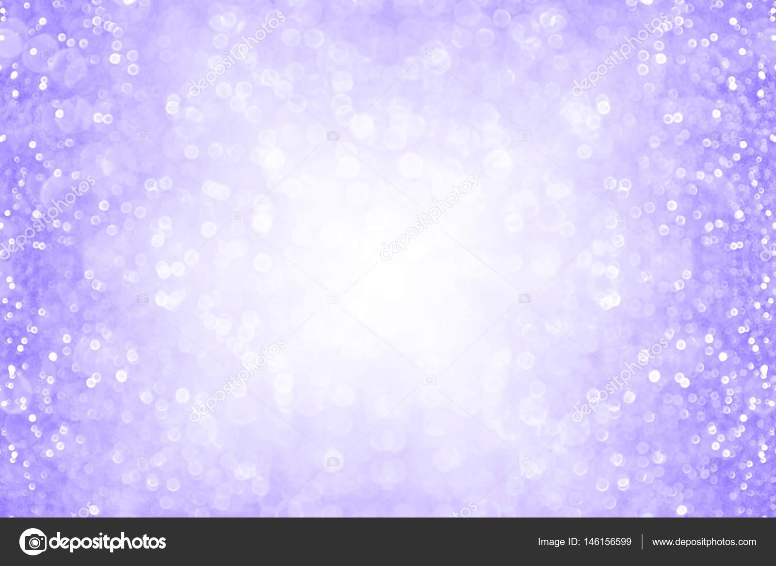 Lavender Purple Glitter Sparkle Border — Stock Photo ...