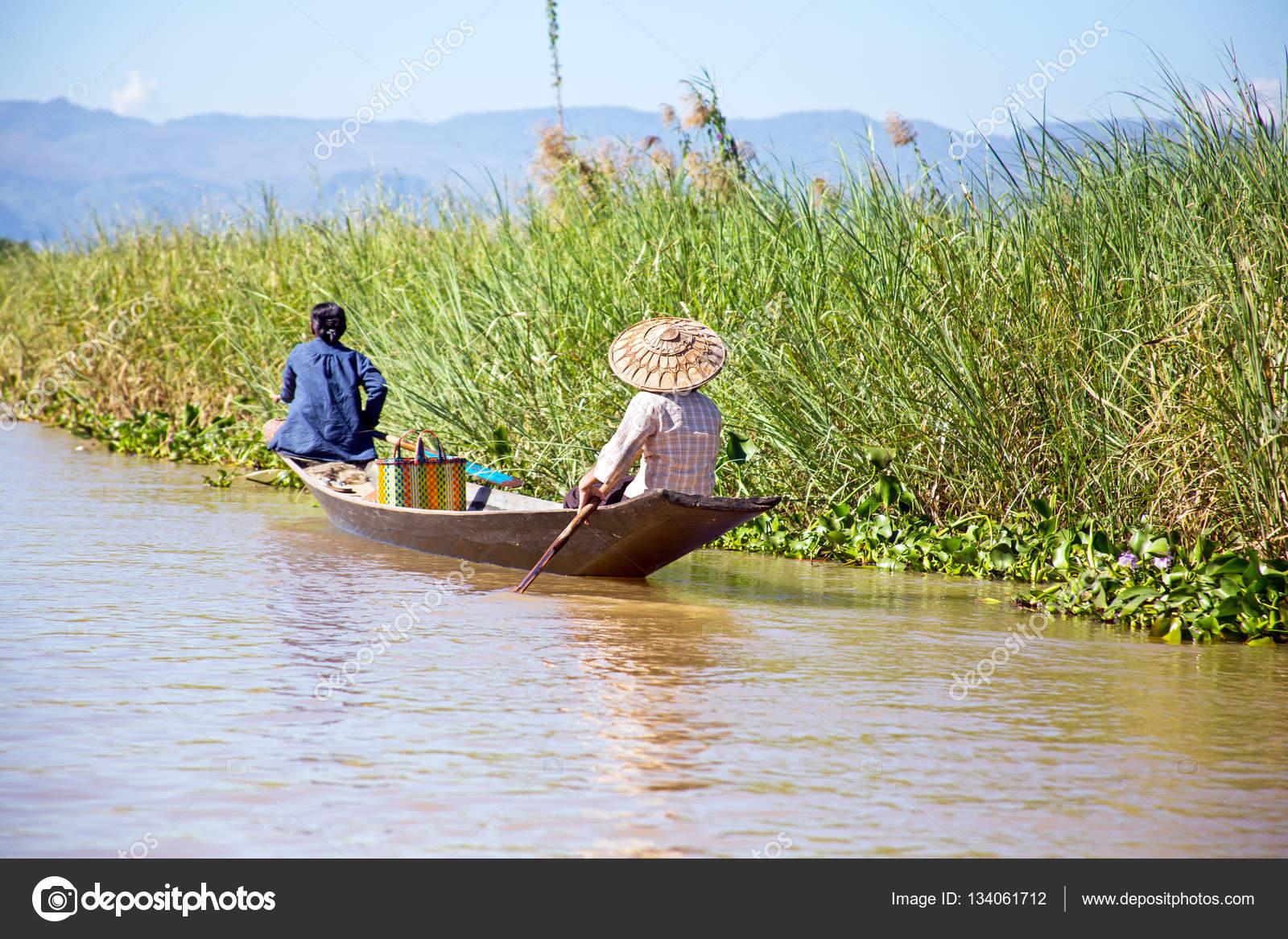 путишествие на лодках
