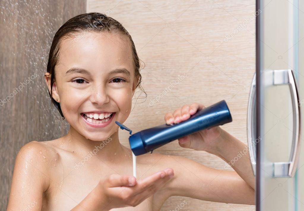 ducha Chica Chica