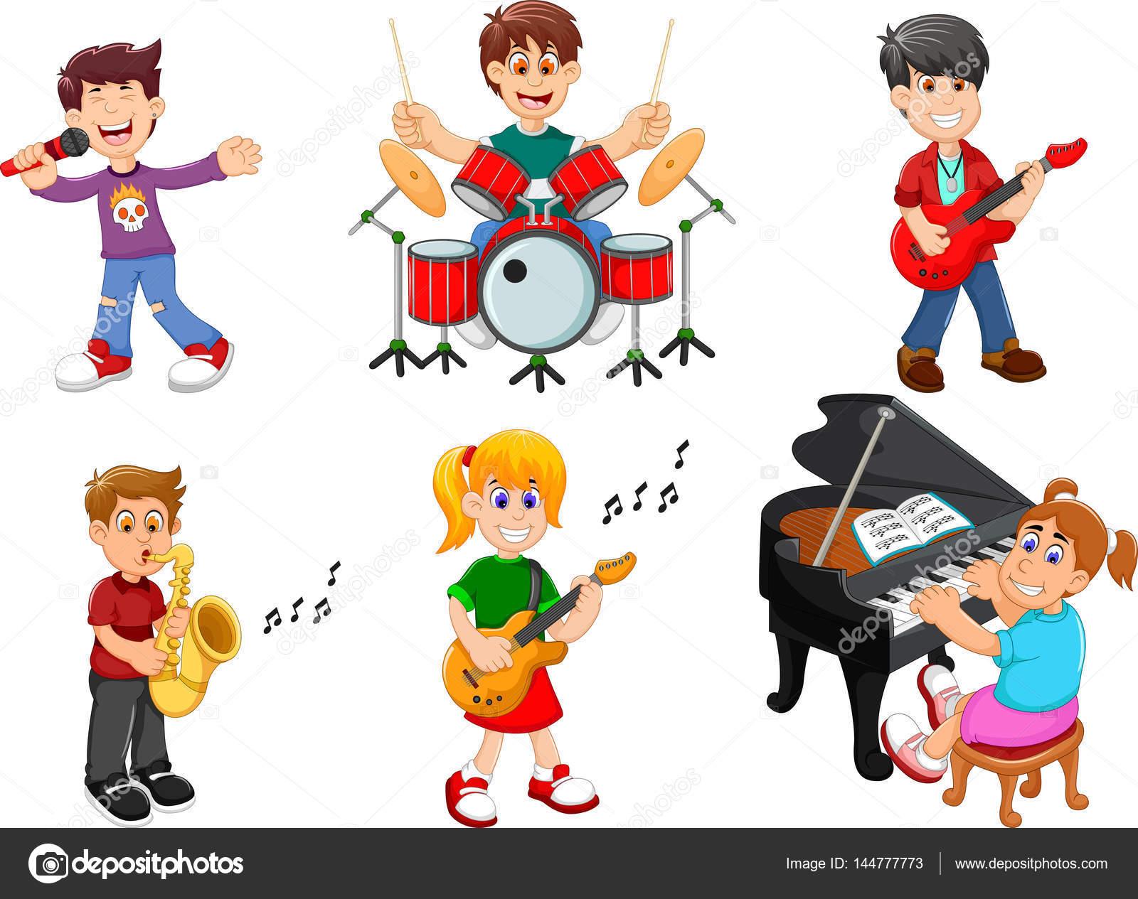 Картинки музыкантов
