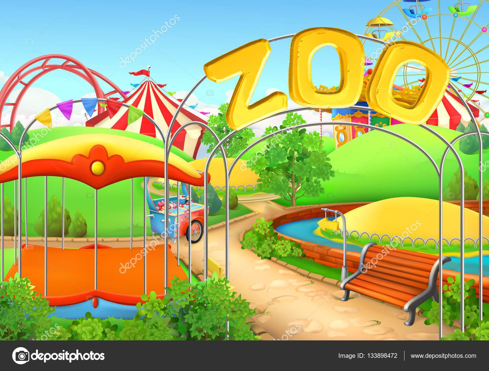 zoo  vector background amusement park children clip art children playing in snow clipart children playing drum