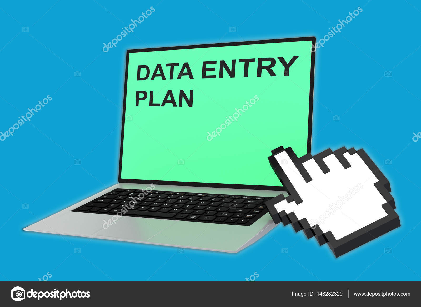 data entry guide