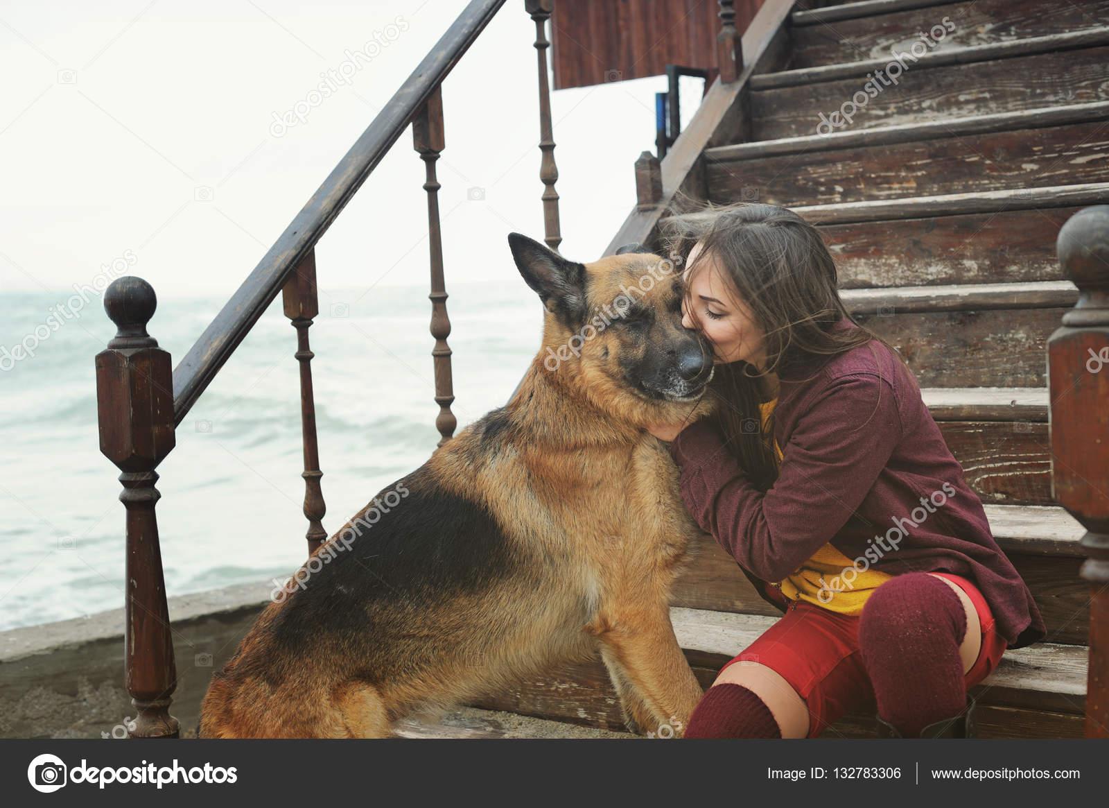 en línea alemán besando