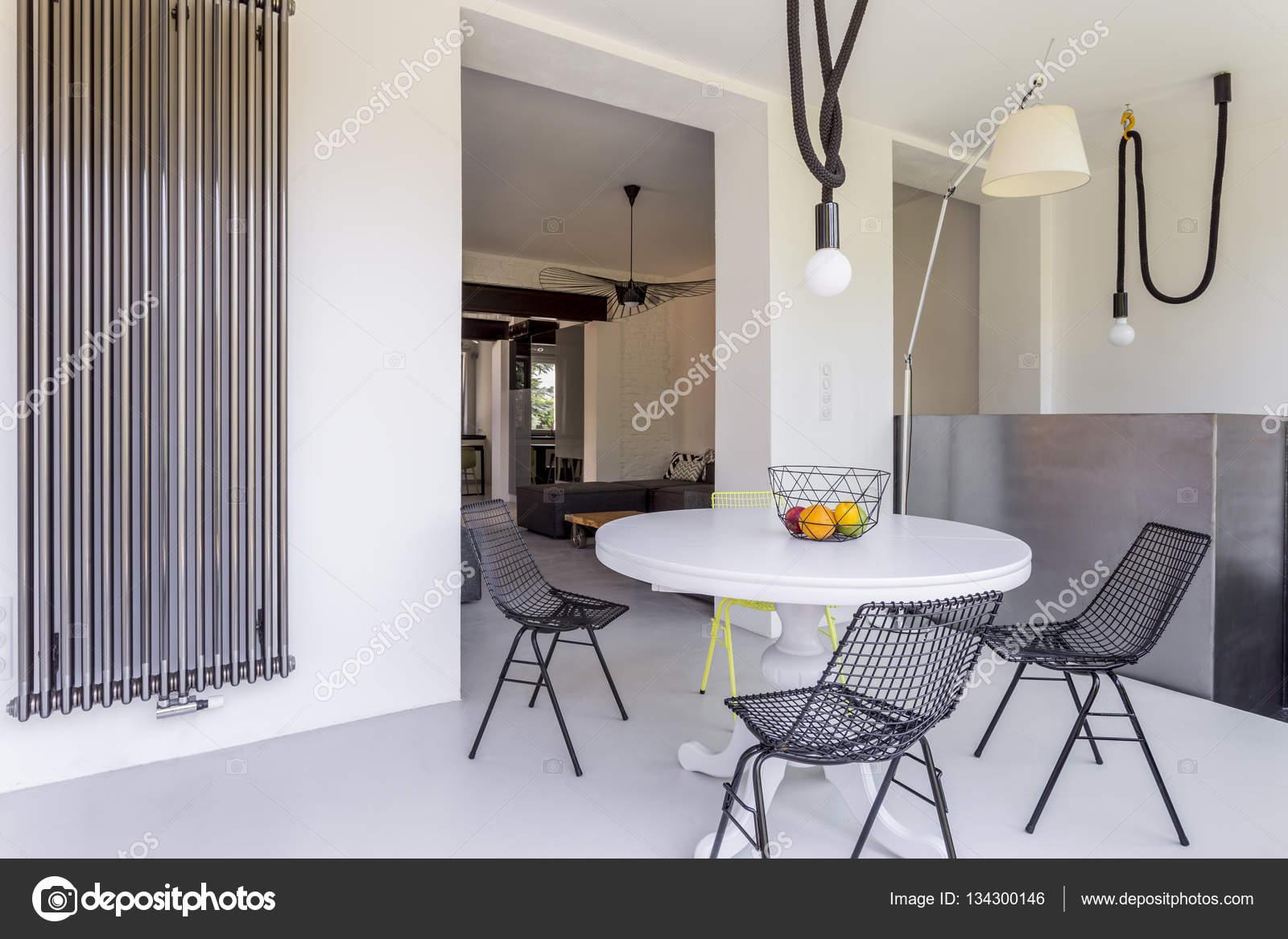 Modern hipster living room — Stock Photo © photographee.eu ...