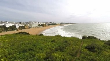 Wild algarve coast