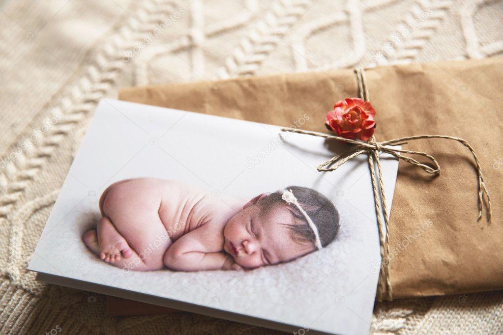 Открытки новорождённого 39