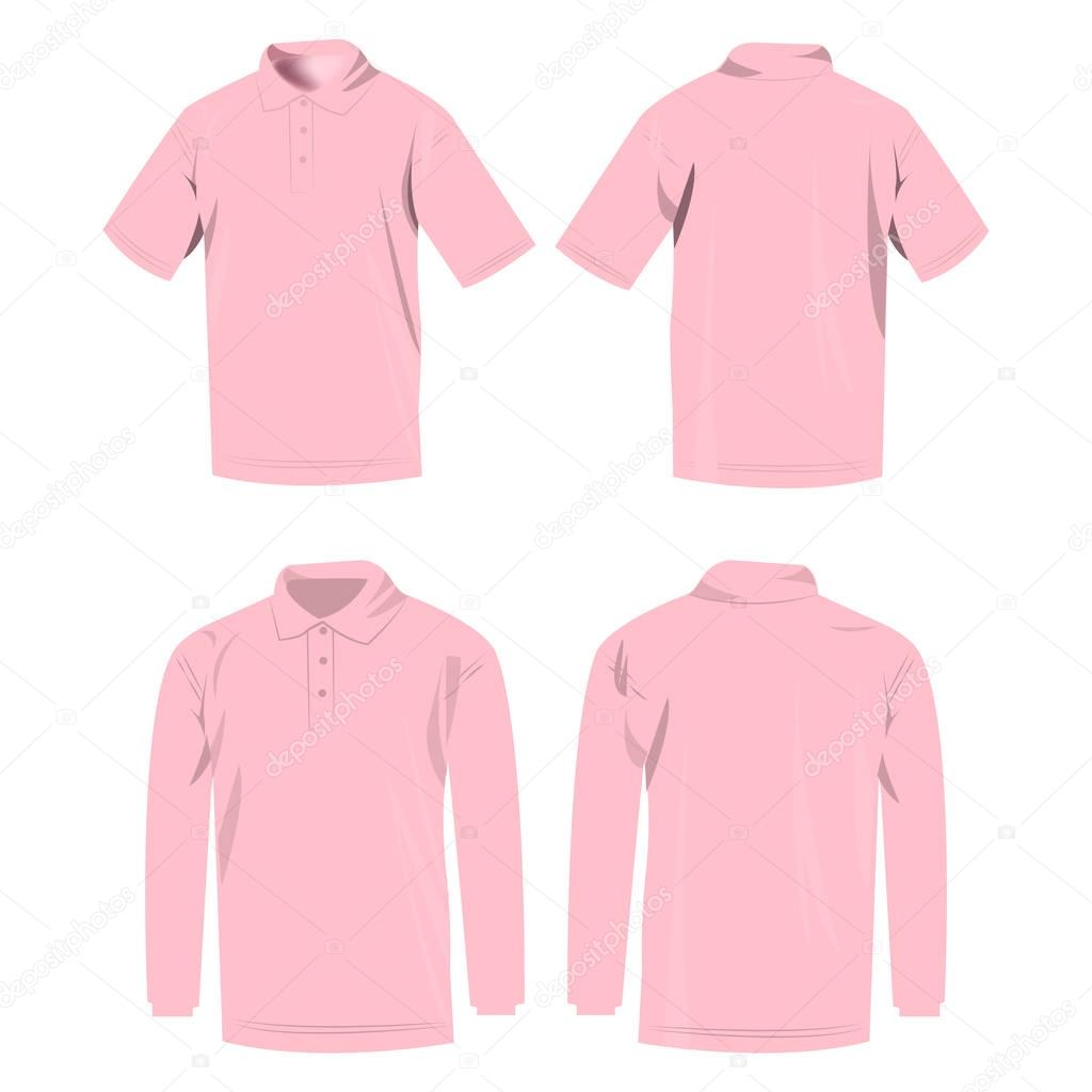 Polo 128980042 for Baby pink polo shirt