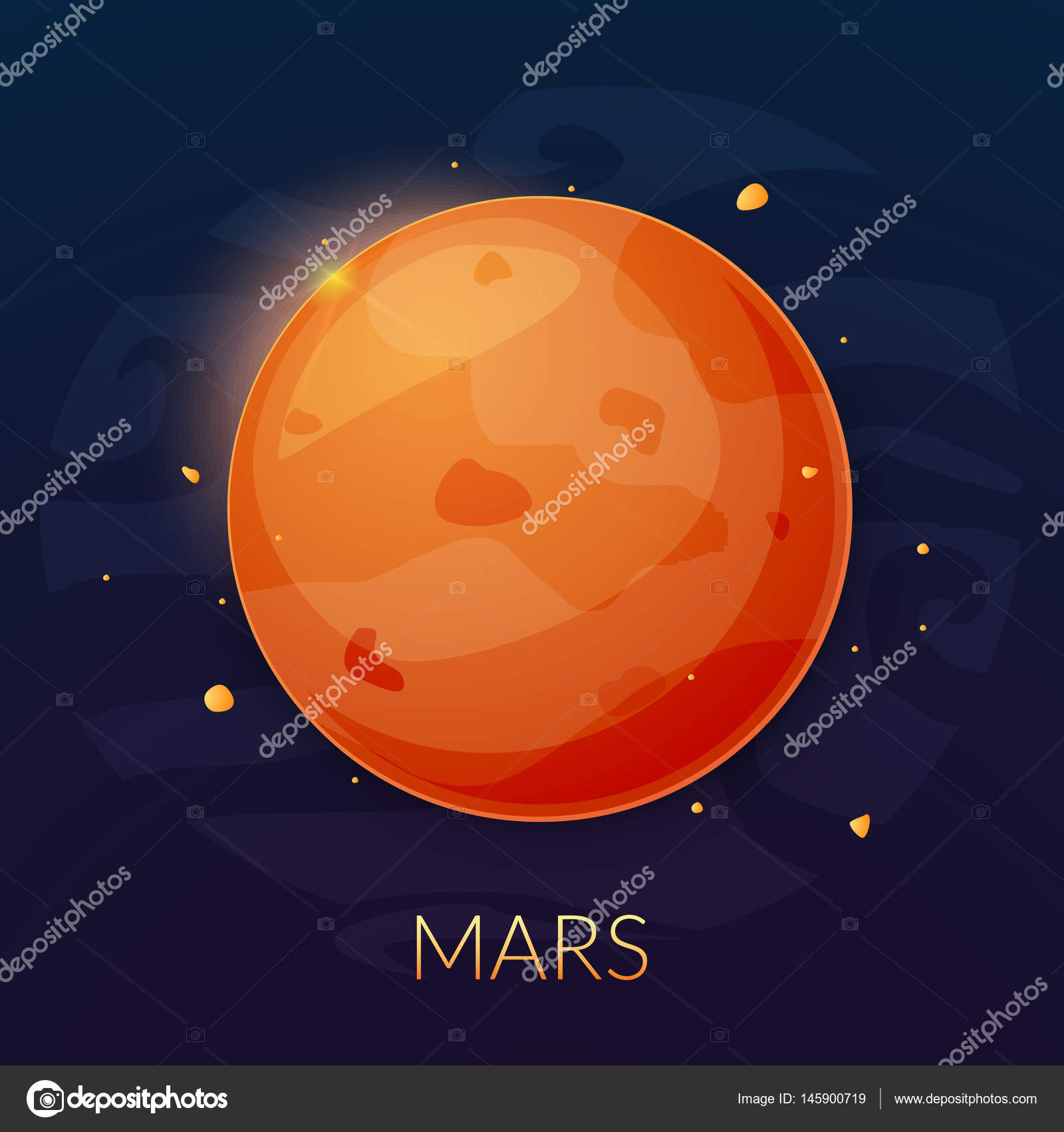 mars planet banner - photo #2