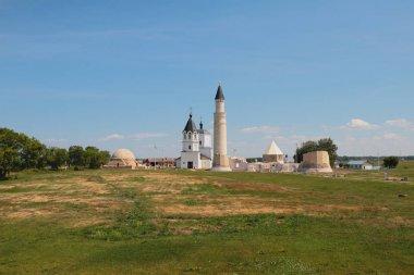 Religious monuments of 13-18th centuries. Bulgar, Russia