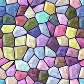 Patr n de piso pavimento con mosaico abstracto color rosa for Marmol color morado