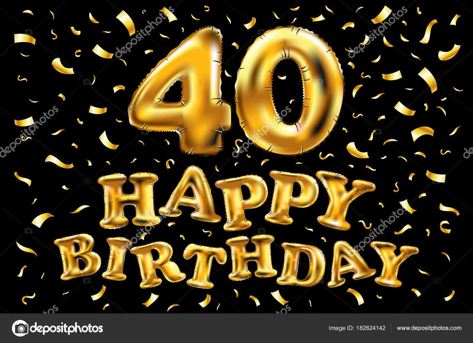 Auguri Di Buon Compleanno 40 Anni.Frasi Auguri Compleanno Quarant Anni