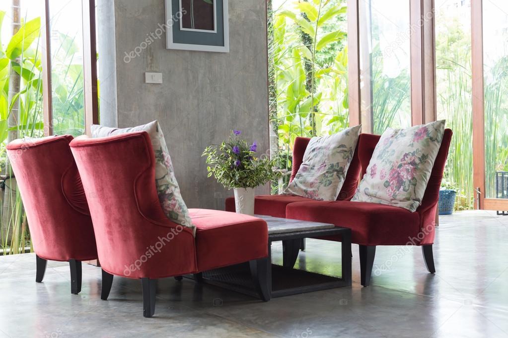 Diseño de interiores living comedor estilo moderno — foto de stock ...