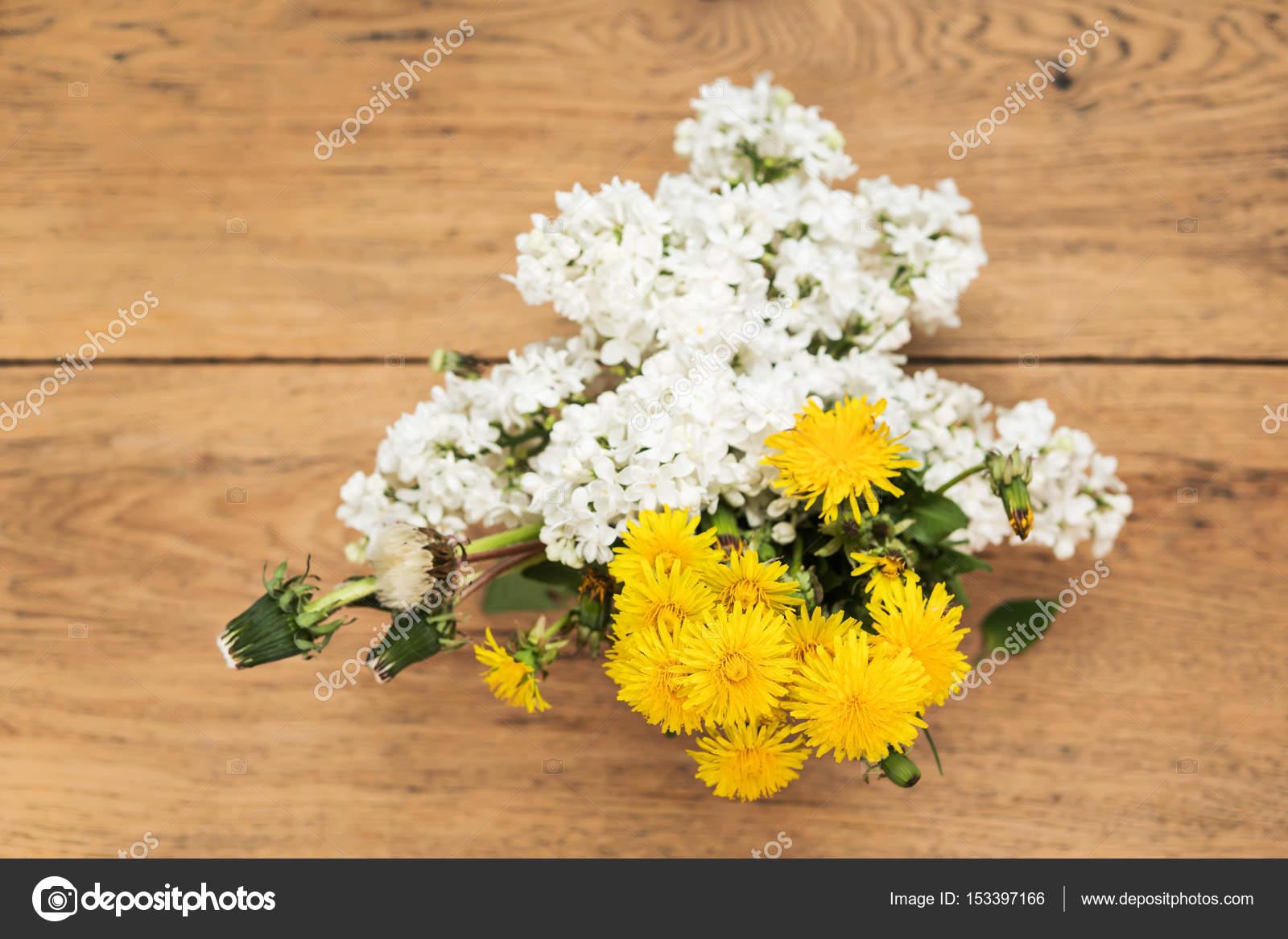 タンポポ 花束