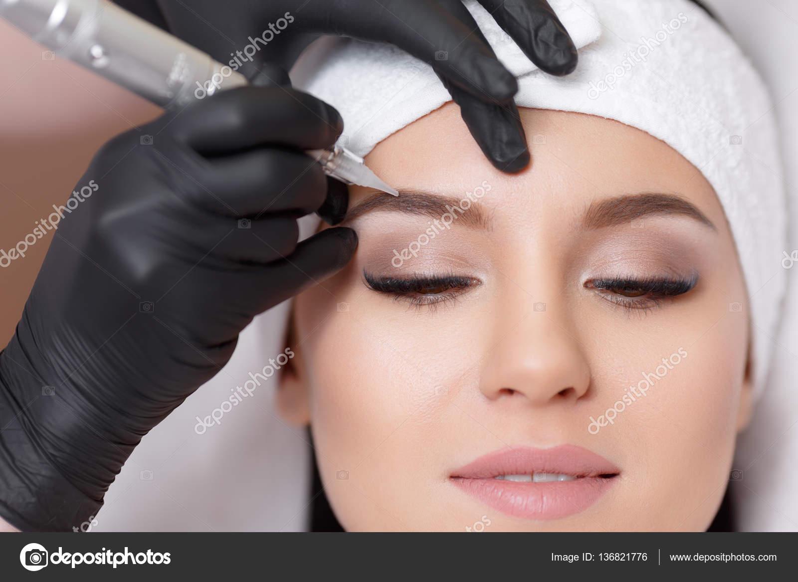 Перманентный макияж бровей отзывы алматы