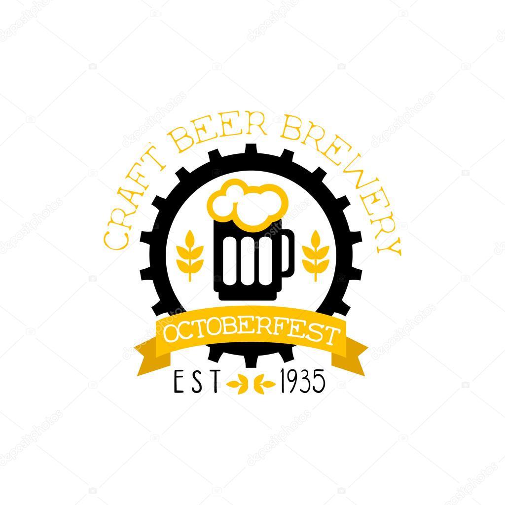 Beer logo design Vector  Free Download