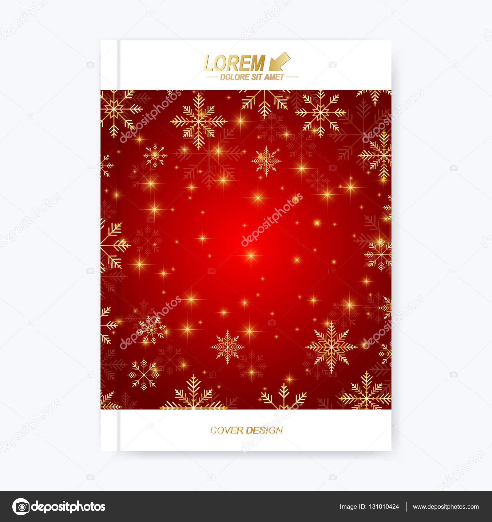modern vector template for brochure leaflet flyer cover modern vector template for brochure leaflet flyer cover magazine or annual report christmas and happy new years layout in a4 size