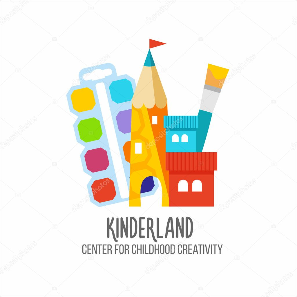 Mesmerizing Childrens Center Logotype Logo For Kindergarden Kids Club  With Excellent Logo For Kindergarden Kids Club Education Or Child Development Emblem  Shop Or Store Sign Vector Illustration  Vector By Katedemianov With Archaic Castle Hill Gardens Also Rocking Garden Lounger In Addition Antique Jewellers Hatton Garden And Garden Furniture Debenhams As Well As Pubs In Covent Garden London Additionally Sneeboer Garden Tools From Depositphotoscom With   Archaic Childrens Center Logotype Logo For Kindergarden Kids Club  With Mesmerizing Garden Furniture Debenhams As Well As Pubs In Covent Garden London Additionally Sneeboer Garden Tools And Excellent Logo For Kindergarden Kids Club Education Or Child Development Emblem  Shop Or Store Sign Vector Illustration  Vector By Katedemianov Via Depositphotoscom