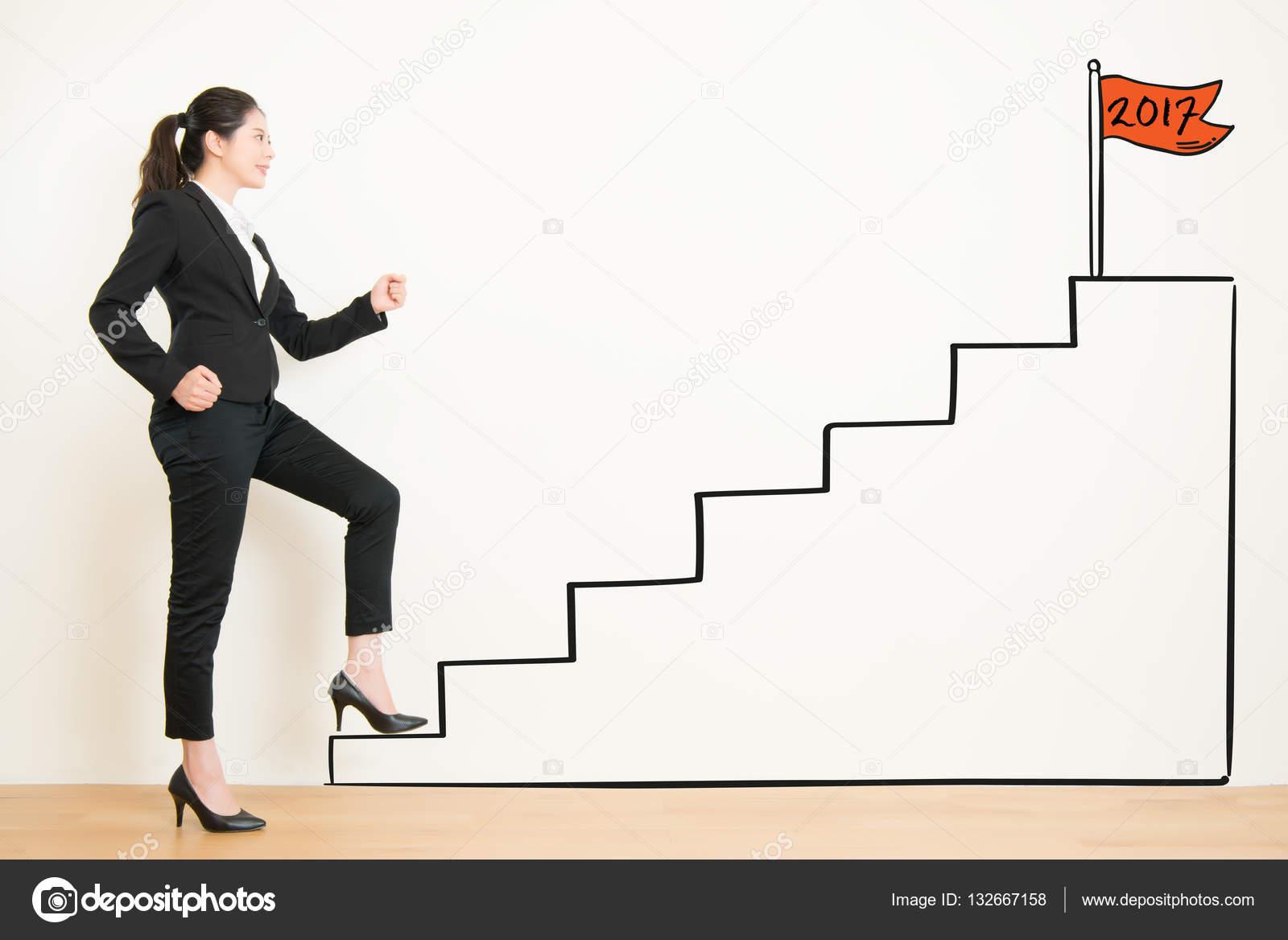 Лестница к успеху своими руками