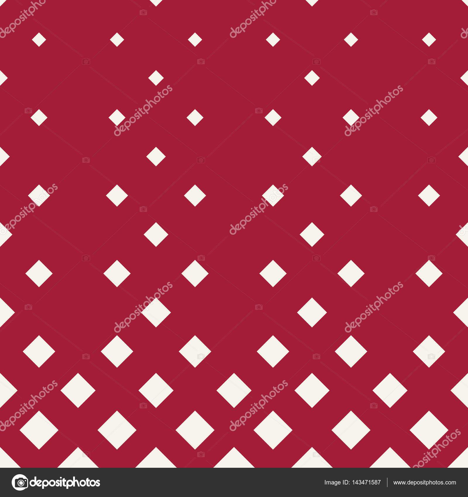 半色调红色菱形几何梯度格局 — 图库矢量图片#143471587