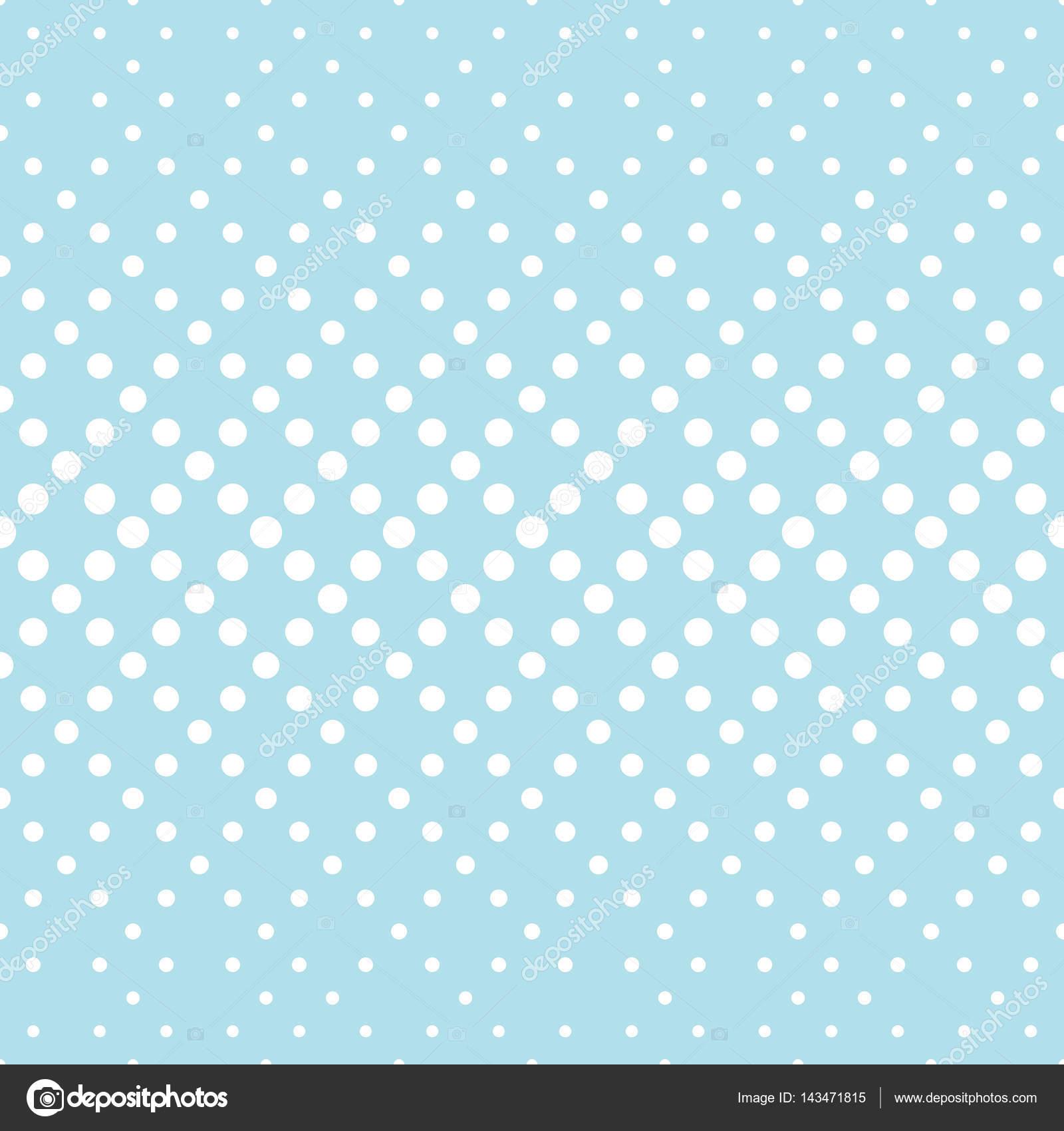 几何圆形渐变色调无缝蓝色图案– 图库插图