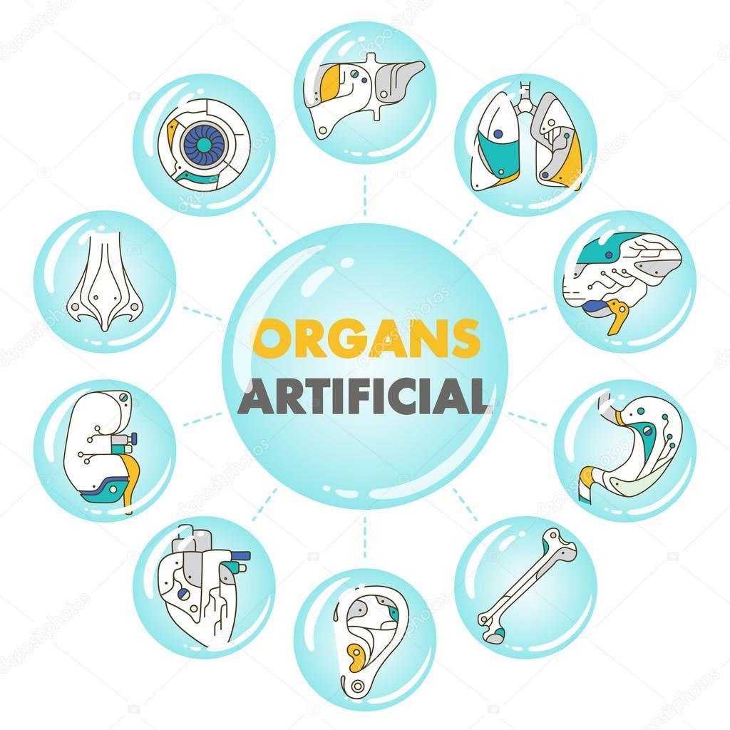 10. Artificial Lifeforms