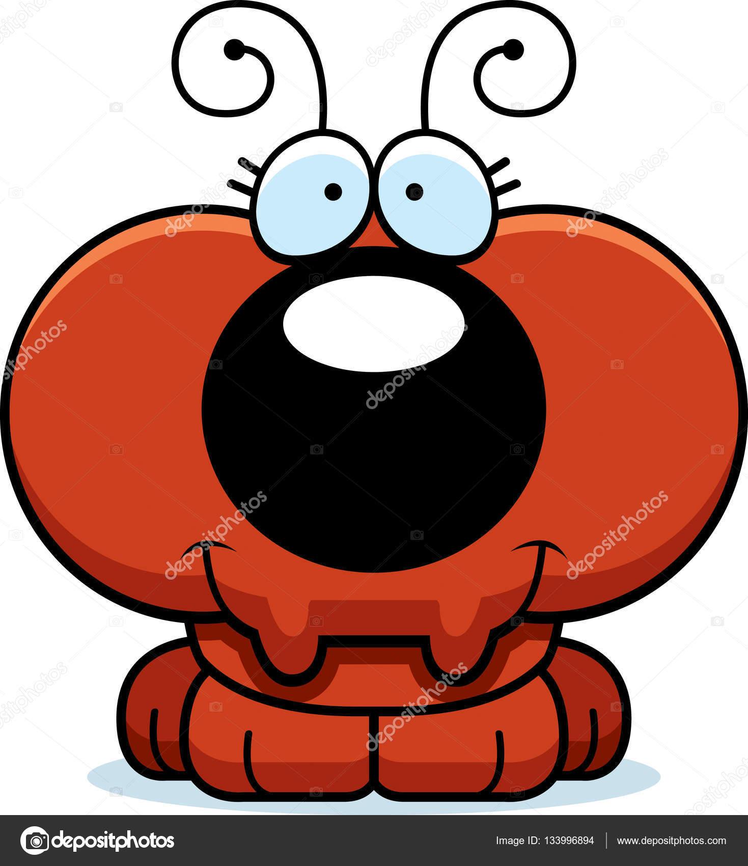 Hormigas dibujos animados perfect de la