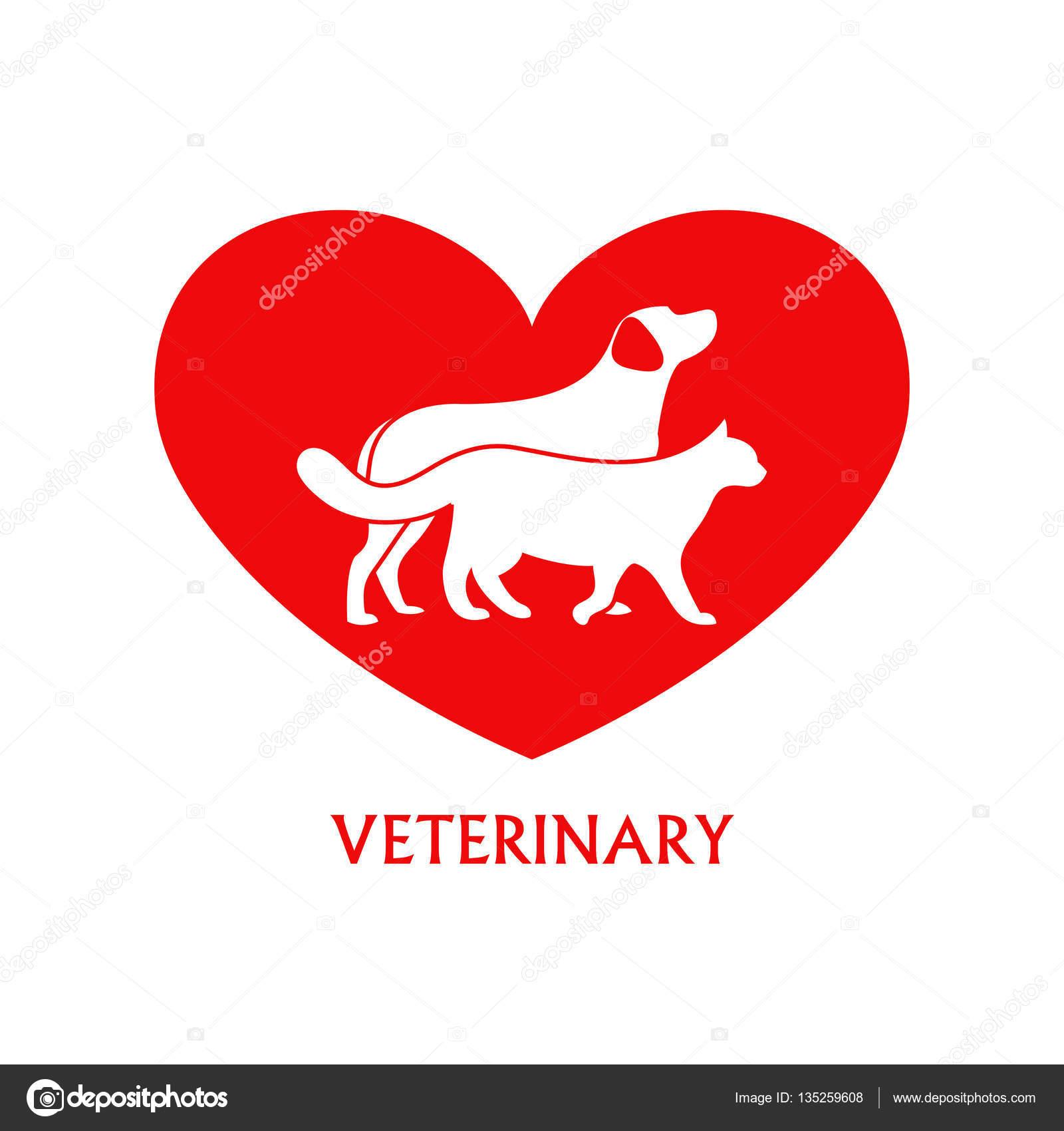 Plantilla de dise o de logo para tiendas de mascotas y - Diseno de clinicas veterinarias ...