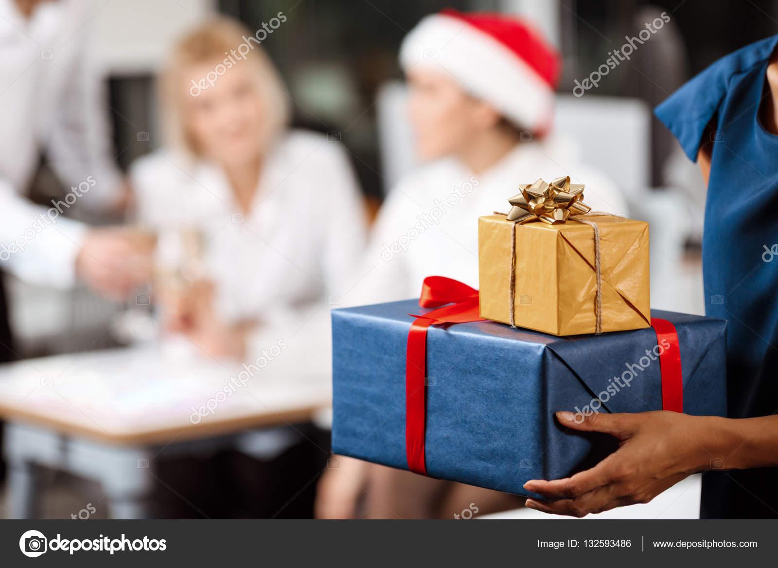 Праздник рождество и подарки