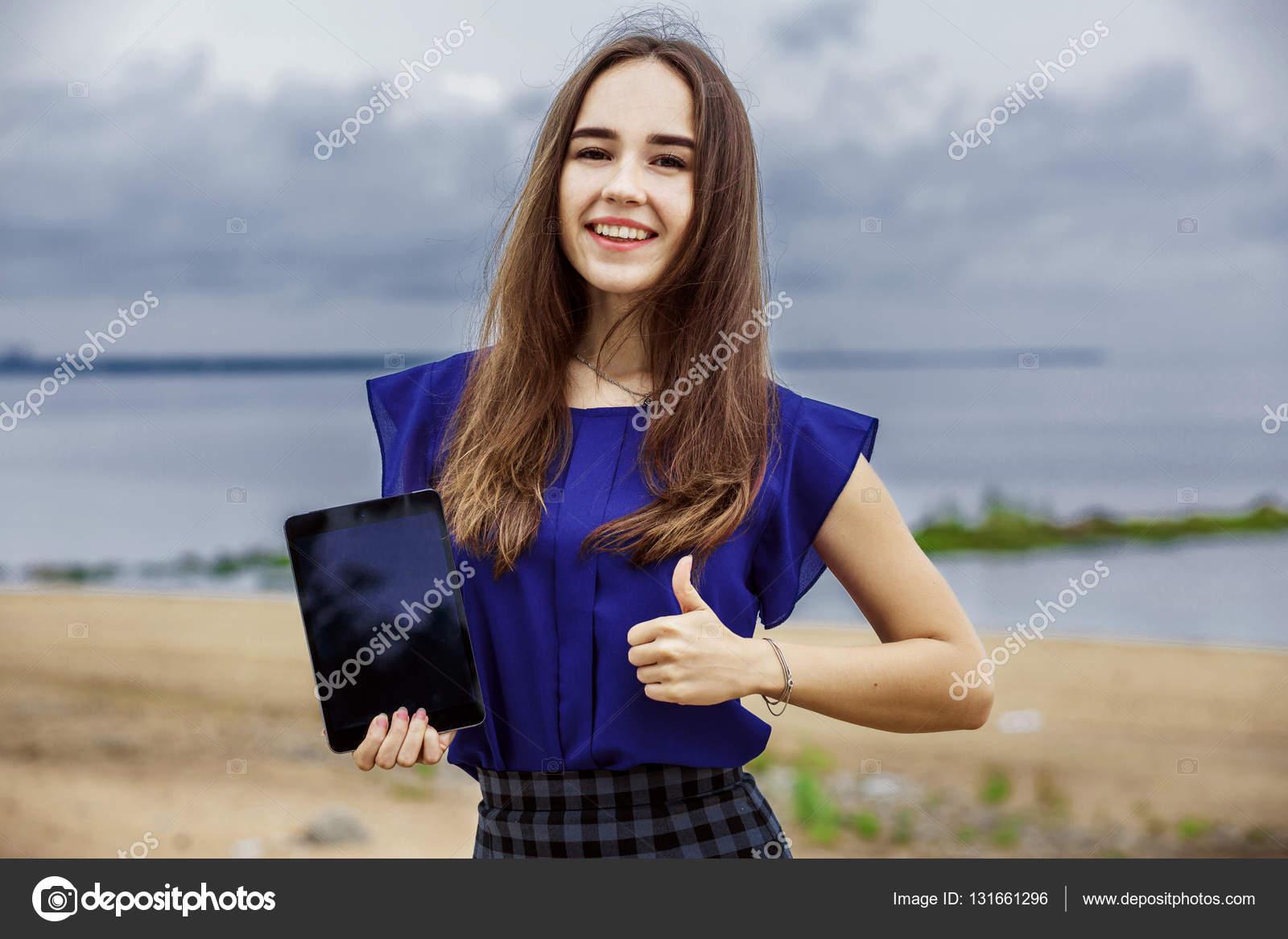 Фото для компьютера с девушка красивая