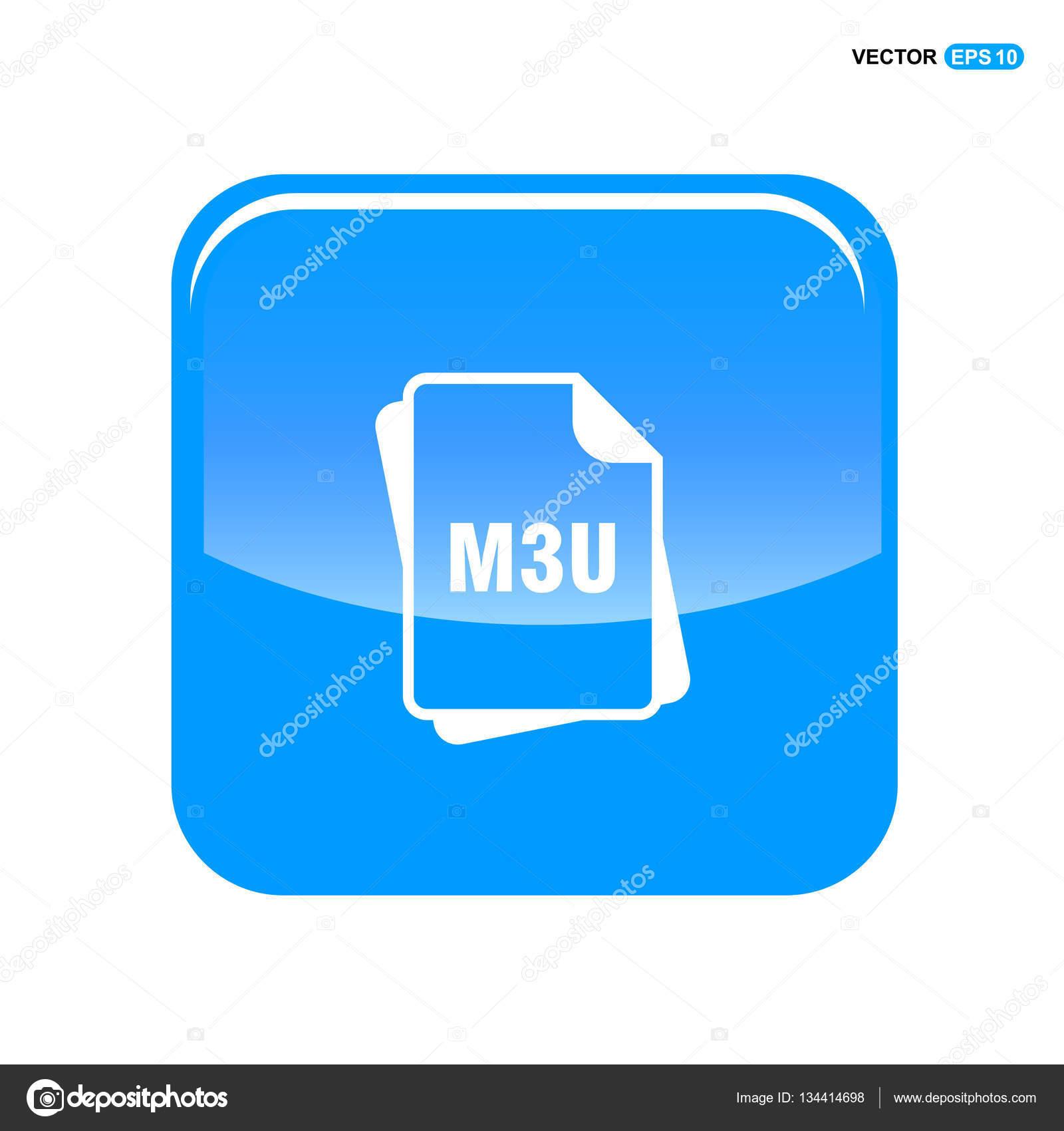 скачать формат m3u